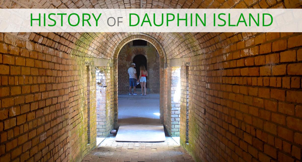 dauphin island history
